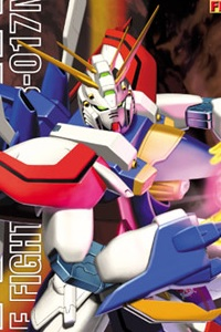 Mobile Fighter G Gundam MG 1/100 GF13-017NJII God Gundam