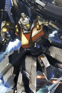 Gundam Unicorn MG 1/100 RGZ-95C ReZel Type-C (Defenser A+B Unit) (General Revil)