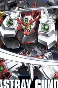 Gundam Build Fighters HG 1/144 Sengoku Astray Gundam