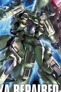 Gundam Unicorn HGUC 1/144 NZ-666 Kshatriya Repaired