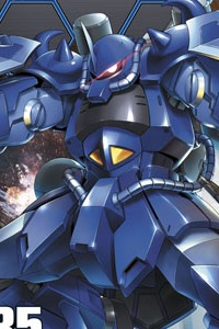 Gundam Build Fighters HG 1/144 Gouf R35