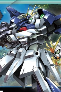 Gundam Build Fighters HG 1/144 Lightning Gundam