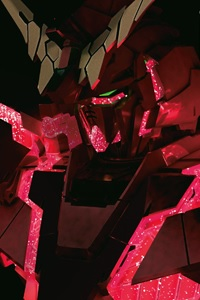 Gundam Unicorn PG 1/60 RX-0 Unicorn Gundam LED Unit