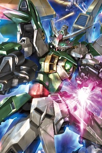 Gundam Build Fighters MG 1/100 Gundam Fenice Rinascita