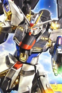 Gundam SEED MG 1/100 ZGMF-X20A Strike Freedom Gundam Full Burst Mode