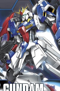 Gundam Build Fighters HG 1/144 Lightning Z Gundam