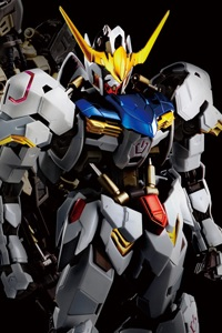 Gundam IRON-BLOODED ORPHANS 1/100 ASW-G-08 Gundam Barbatos High Resolution Model