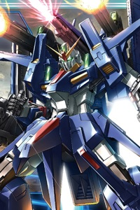 Gundam Build Fighters HG 1/144 ZZII