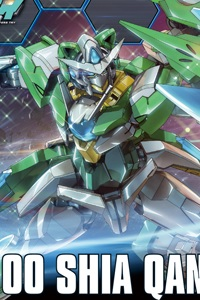 Gundam Build Fighters HG 1/144 Shia Qan[T]