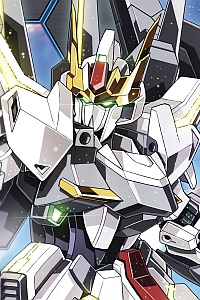Gundam Build Fighters HG 1/144 Lunagazer Gundam