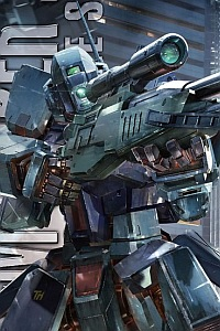 Gundam 0080 MG 1/100 RGM-79SP GM Sniper II