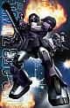 Gundam (0079) MG 1/100 MS-05B Zaku I The Black Tri-Stars Custom gallery thumbnail