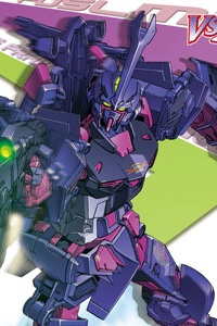 Gundam SEED 1/100 MBF-P05LM2 Gundam Astray Mirage Frame 2nd Issue