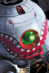 Gundam (0079) MG 1/100 RB-79 Ball (Shark Mouth)