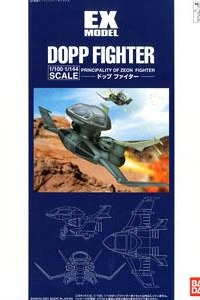 Gundam (0079) EX MODEL 1/100 + 1/144 Dopp Fighter
