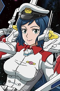 Gundam Build Fighters HG 1/144 Mrs. Loheng-Rinko