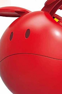 Bandai Video Games HaroPla Haro Diva Red
