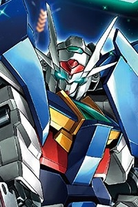 Gundam Build Divers HG 1/144 Gundam 00 Sky