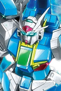 Bandai Gundam Build Divers HG 1/144 Gundam 00 Sky (Higher Than Sky Phase)