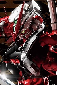Bandai Gundam SEED Hi-Resolution Model 1/100 MBF-P02 Gundam Astray Red Frame