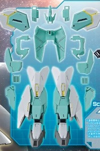 Gundam Build Divers Re:RISE HG 1/144 New Armor Set for Core Gundam II
